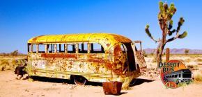 Le Desert Bus de l'espoir vous passe le volant