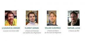 Le Joueur du Grenier et Florent Gorges sont les ambassadeurs du retrogaming