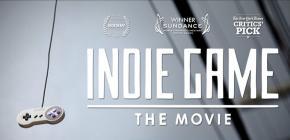 Projection de Indie Game The Movie dans le cadre du Zoo Machines Festival