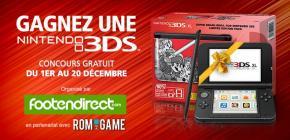 Gagnez une Console Nintendo 3DS XL + Super Smash Bros Edition Spéciale