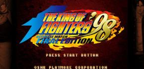 The King of Fighter 98 Ultimate Match Final Edition arrive sur Steam !