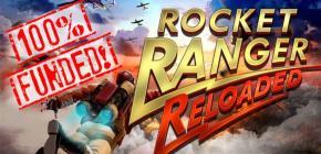 Rocket Ranger Reloaded financé, une démo pour commencer !