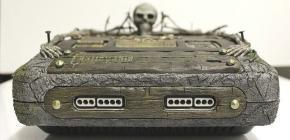 Super Nintendo Crypte Castlevania, le cénotaphe de l'esprit retro par Vadu Amka