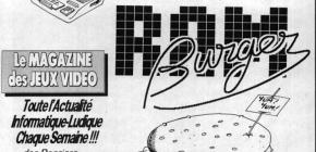 Ramburger - quand sous Mitterrand, la radio parlait du jeu vidéo