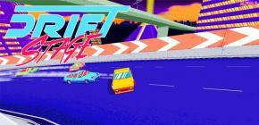 Laissez vous glisser dans la première démo de Drift Stage