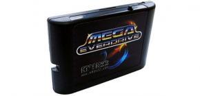 Offrez le Mega Everdrive à votre Sega Megadrive pour lire vos Roms de jeux !