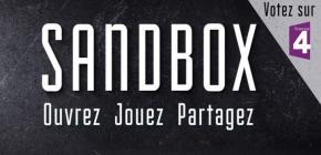 SandBox, première émission sur la création dans le jeu vidéo !