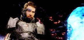 Papy Grenier est un vétéran de Mass Effect