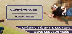 Gamers Assembly - le programme des conf�rences