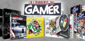 La Librairie du Gamer par Retrogame Shop