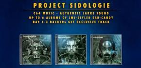 Project Sidologie - quand le Commodore 64 remixe la musique de Jean Michel Jarre