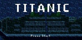 Le Titanic en pixels sur Nintendo !
