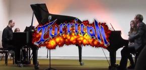 Turrican - sonate pour deux pianos