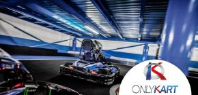 OnlyKart - une escadrille de Karts électriques révolutionne le karting en France !