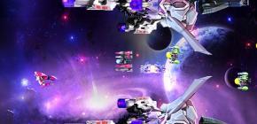 Redux 2, le prochain shoot em up de la Sega Dreamcast