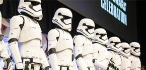 Star Wars Celebration aura lieu en 2016 à Londres