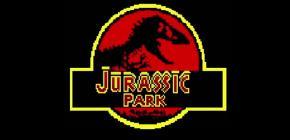 Jurassic Park, au pixel près