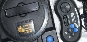 Cette Sega Megadrive est une Famiclone