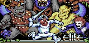 Ghosts'n Goblins se paie un lifting sur Commodore 64