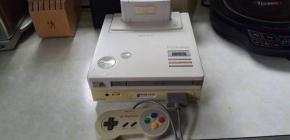 Un prototype SNES-CD retrouv� dans un grenier