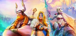 Nords Heroes of the North - le MMO rafraichissant de Plarium