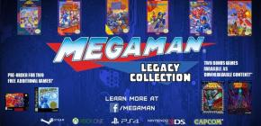 Péril Bleu sur Steam avec Mega Man Legacy Collection