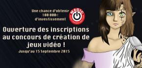 MAGIC 2016 - concours de création de jeux vidéos