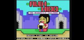 Alex Kidd se sent sur TI-99 comme chez lui