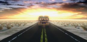 Desert Bus de l'Espoir 2017 - cinq ans et toutes ses dents !
