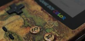 Vadu Amka exhume une Game Boy Color Pokémon des ruines Zarbi