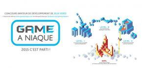 Toulouse Game Show - Concours de développement de jeux Game à Niaque 2015