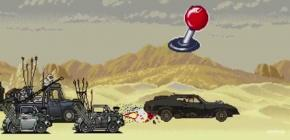Magnifique version 8 Bit de Mad Max Fury Road
