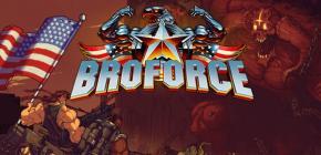 Broforce est disponible sur Steam !