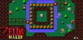 Après Mario Maker, The Legend of Zelda Maker !