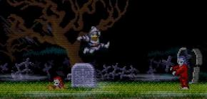 Ghosts'N Demons, un remake OpenBor de Ghosts 'n Goblins