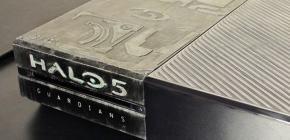 La splendide Xbox One Halo 5 de Vadu Amka