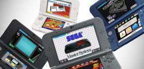 Les thèmes Sega arrivent sur votre Nintendo 3DS cette semaine