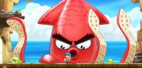 Monster Boy and the Cursed Kingdom - le digne héritier de Wonder Boy