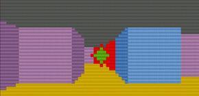 Wolfenstein - 600 lignes de code AWK suffisent !