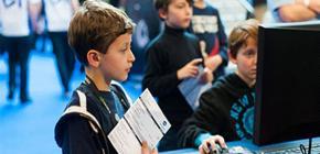 Génération gamers - la Gamers Assembly 2016 accueille les enfants