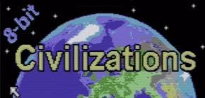 8 bit Civilizations - un peu de stratégie pour le Commodore 64 !