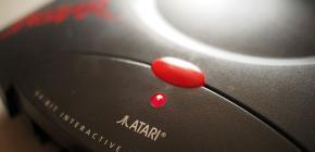 Retrovision rugit pour la Jaguar d'Atari