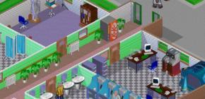 Le Joueur du Grenier hospitalisé dans Theme Hospital !