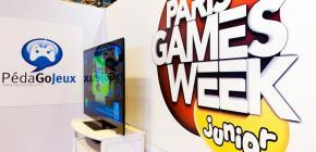 Paris Games Week Junior le rendez-vous familial de la PGW 2015