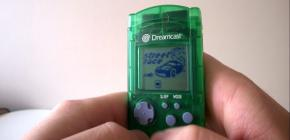 Flappy Bird, Street Race et Pokemon Go jouables sur la VMU de la Sega Dreamcast