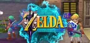 Il recrée Link's Awakening grâce au moteur d'Ocarina of Time