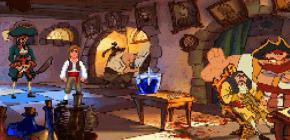 The Curse of Monkey Island - the Demake