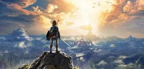 The Legend Of Zelda : Breath Of The Wild - nouveau trailer et date de sortie