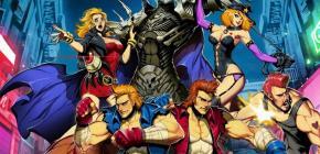 Double Dragon IV disponible aujourd'hui sur PS4 et PC !
