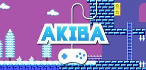 Akiba - 3 minutes de bonheur rétro !